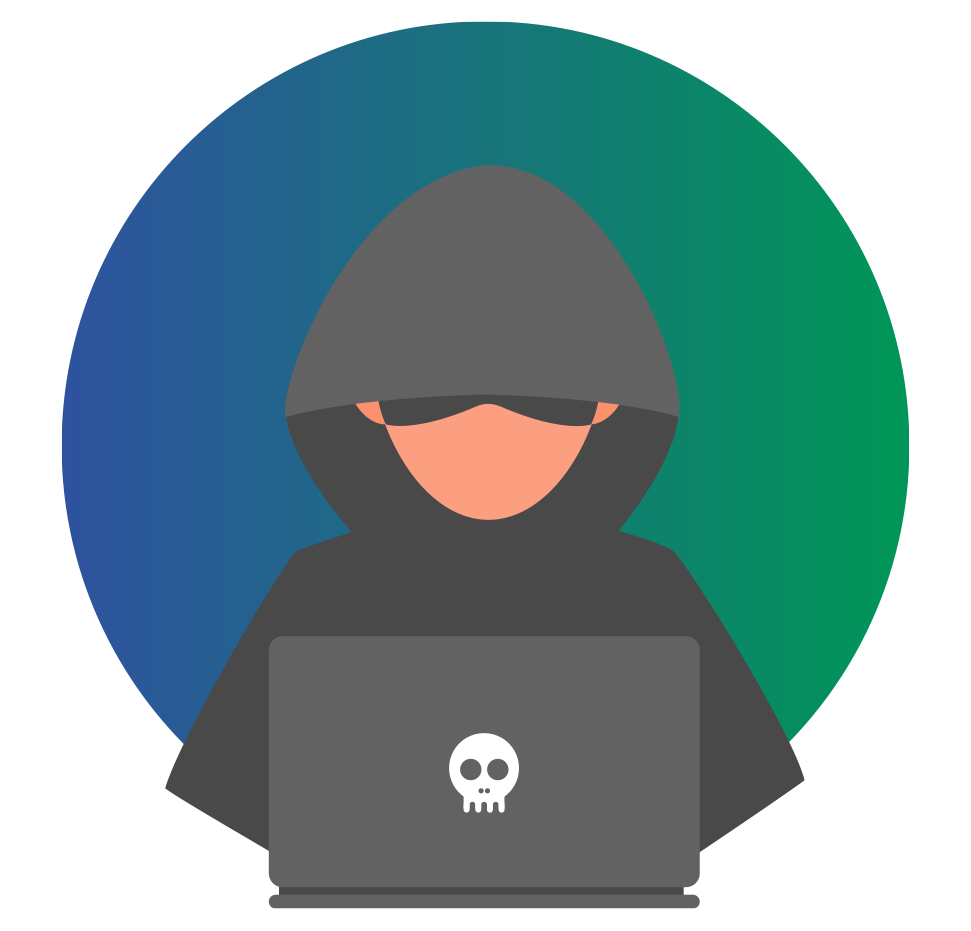 hacker graphic